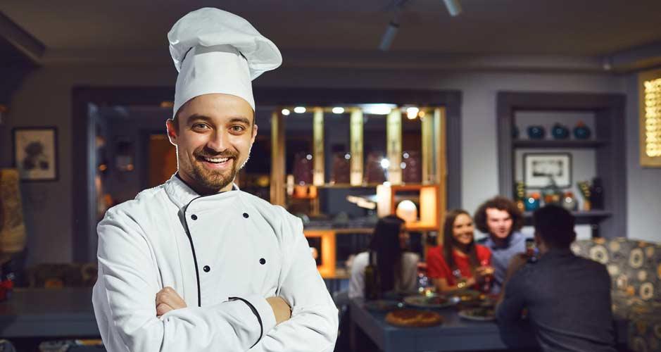 Jak schudnąć w pracy gastronomia